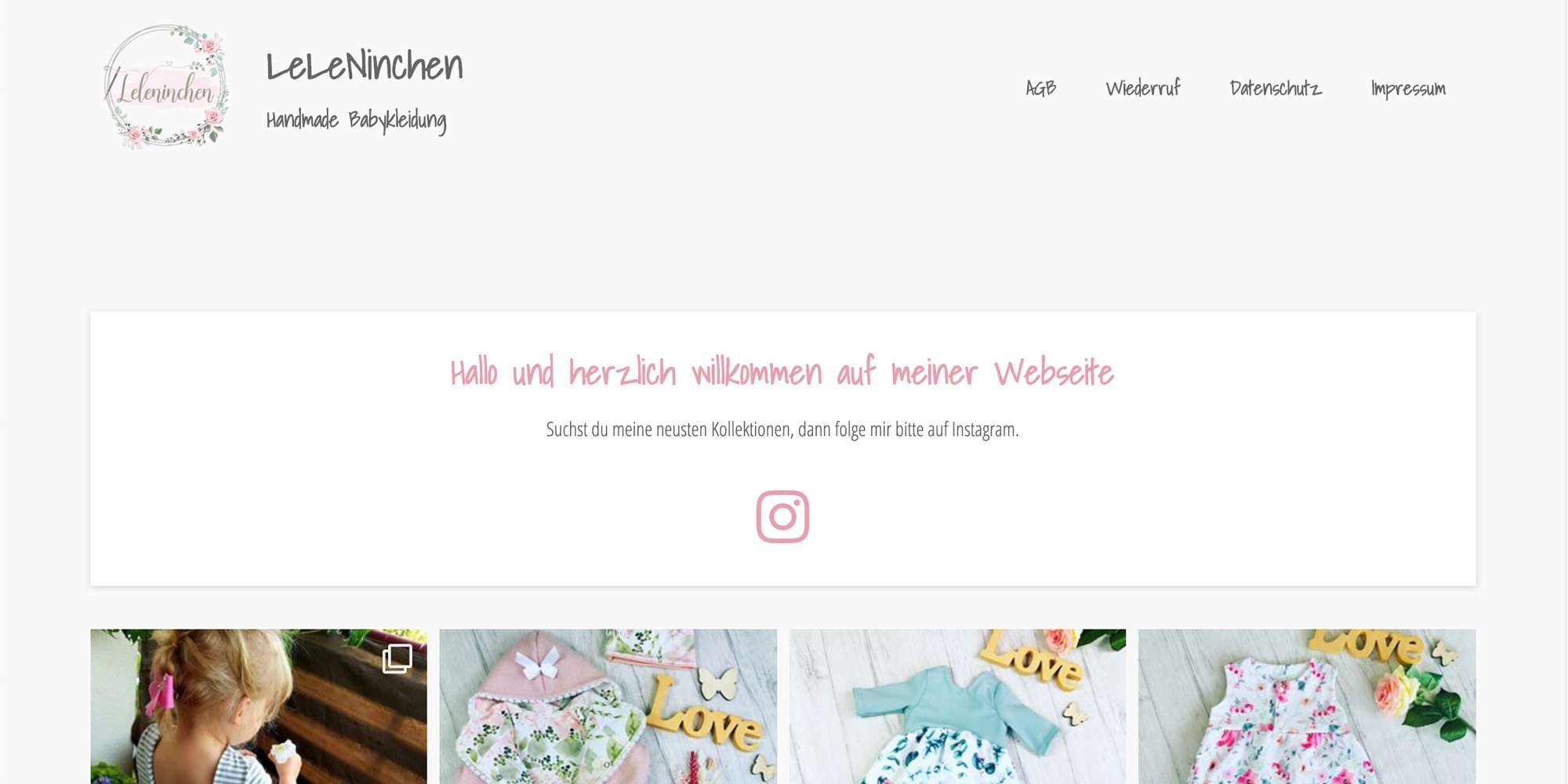 Merlin Rose Webdesign Referenzen - Leleninchen